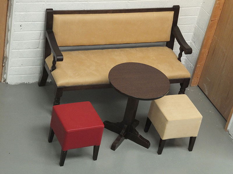 Monaghans Hospitality Furniture - Fitted Seating